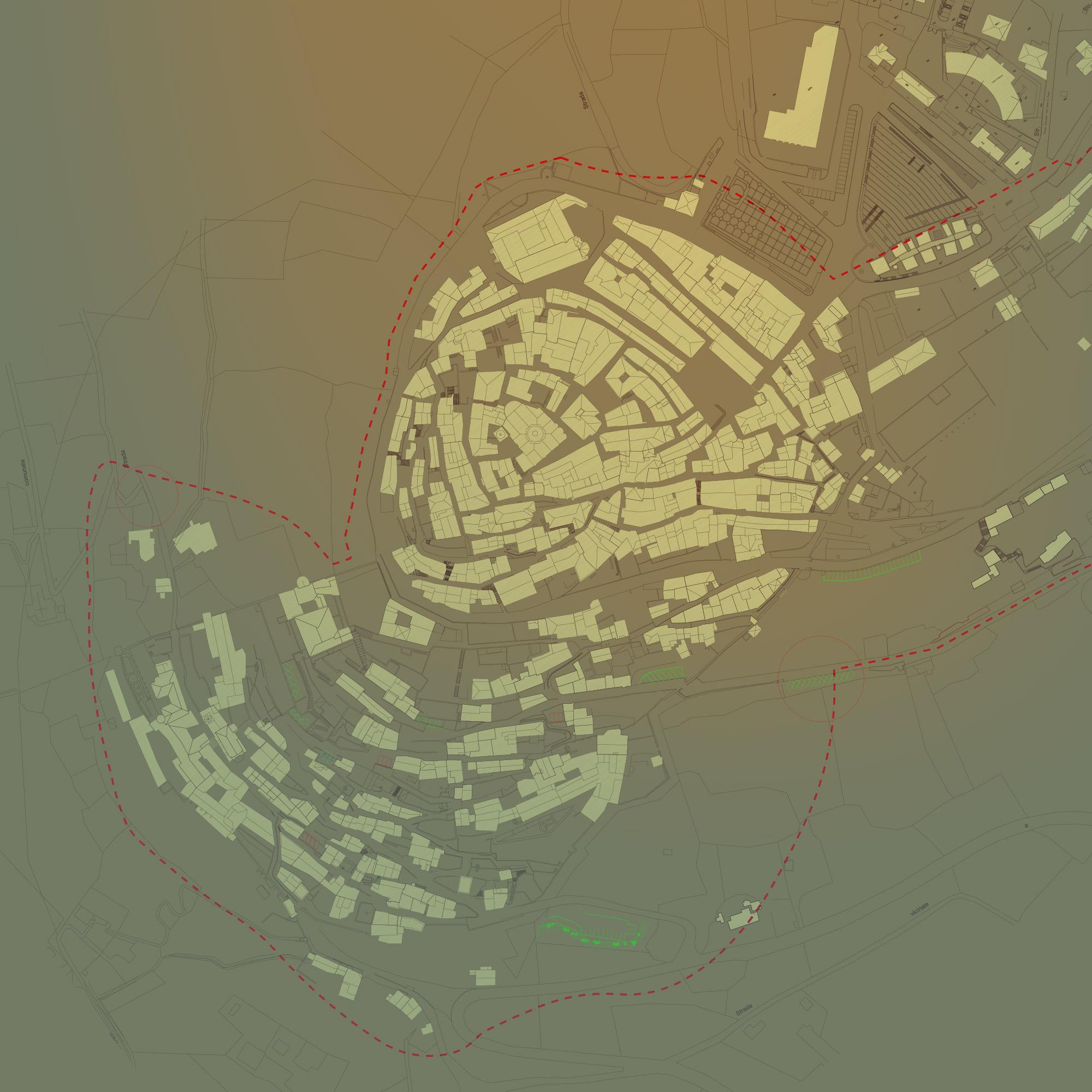 Piano di Riqualificazione Urbana del Comune di Trevi